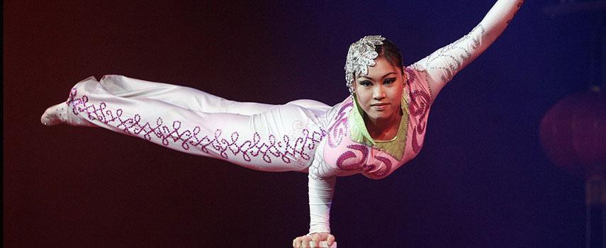 Artistik & Akrobatik - Handstand / Equilibristik